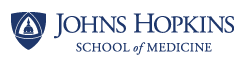 Johns Hopkins School of Medicine Logo.